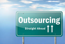 Outsourcing straight ahead